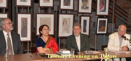 Literary Evening on Tagore
