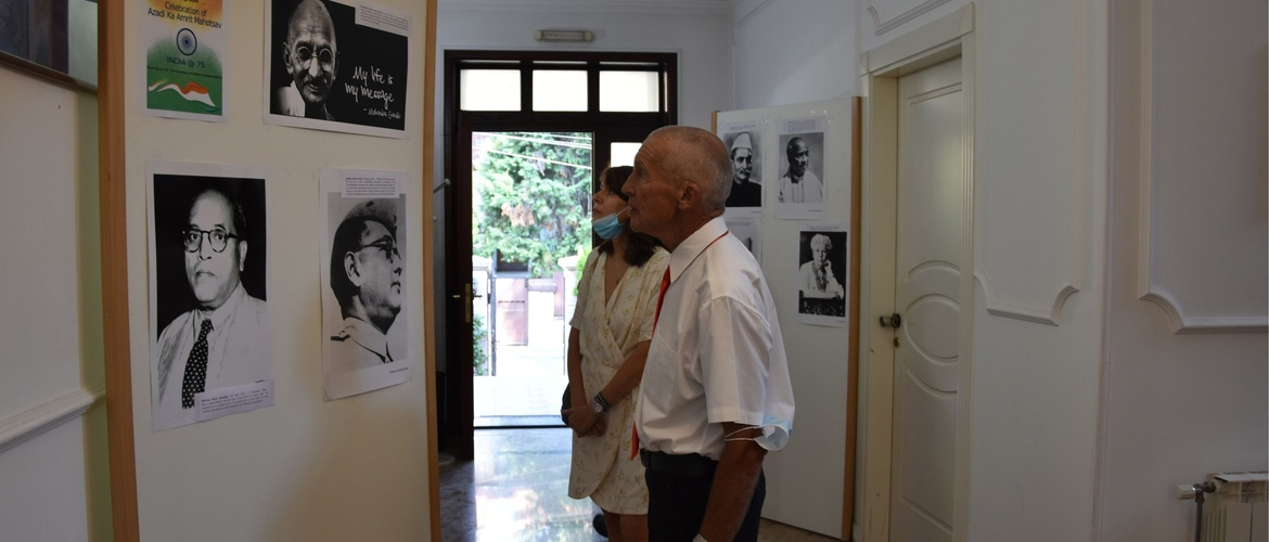 Exhibition of Freedom Fighters